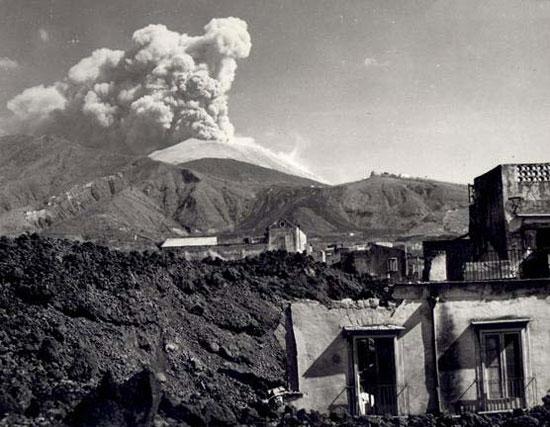 1944 2014 70 anni dall ultima eruzione vesuviana paesaggi vulcanici - Agenzie immobiliari san sebastiano al vesuvio ...