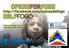 Fogo, cartelli d'aiuto pubblicati sul web, novembre-dicembre 2014 - 6/20