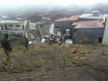 Fogo (Capo Verde), salvataggio delle botti di vino prodotto nella caldera del vulcano - 5/30