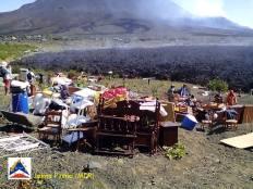 Evacuazione di Portela (Fogo, Capo Verde), novembre-dicembre 2014 - 4/14