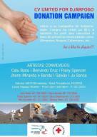 Fogo, cartelli d'aiuto pubblicati sul web, novembre-dicembre 2014 - 12/20