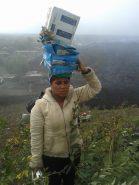 Fogo (Capo Verde), la disperazione dei contadini della caldera del vulcano - 10/30