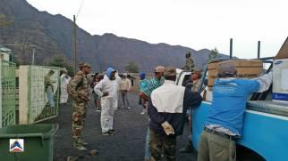 Evacuazione di Portela (Fogo, Capo Verde), novembre-dicembre 2014 - 2/14