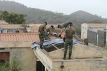La Marina Militare portoghese aiuta la popolazione disastrata - 4/10