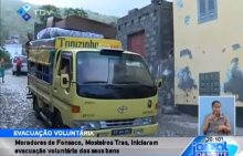 Evacuazione di Fonsaco (Fogo, Capo Verde), 9 dicembre 2014 - 4/10