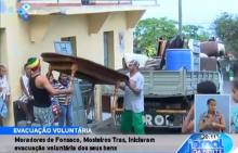 Evacuazione di Fonsaco (Fogo, Capo Verde), 9 dicembre 2014 - 5/10