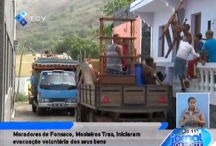 Evacuazione di Fonsaco (Fogo, Capo Verde), 9 dicembre 2014 - 6/10