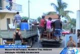 Evacuazione di Fonsaco (Fogo, Capo Verde), 9 dicembre 2014 - 9/10